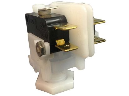 AIR SWITCH: 10AMP ALTERNATE DPDT WITH AIR BLEED TVA218C