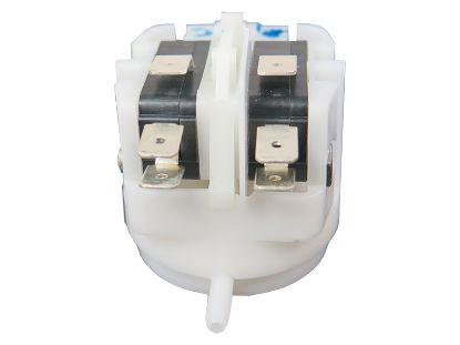 AIR SWITCH: 20AMP DPDT LATCHING ARA211A