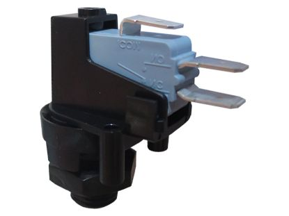 AIR SWITCH: 16AMP SPDT LATCHING (BULK)