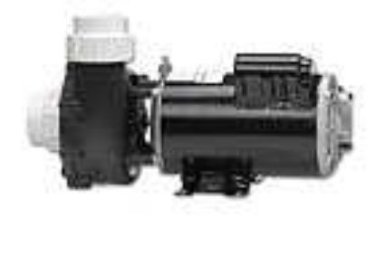 PUMP: 2.5HP 230V 60HZ 2-SPEED 48 FRAME FLO-MASTER XP2 06125000-1040