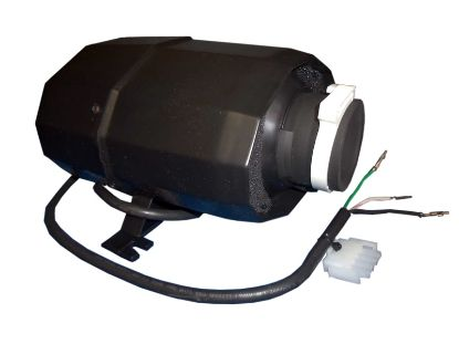 BLOWER: 1.0HP 120V WITH 4-PIN AMP PLUG 3-1/2' CORD SILENT AIRE SERIES AS-610U