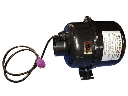 BLOWER: 1.5HP 240V WITH MJJ PLUG 4' CORD ULTRA 9000 SERIES 3913220F