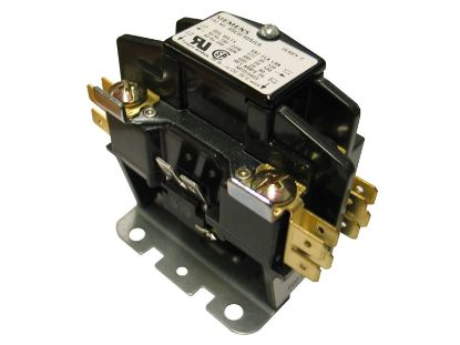 CONTACTOR: 220V SPST 30AMP HCC-1XU02AAC