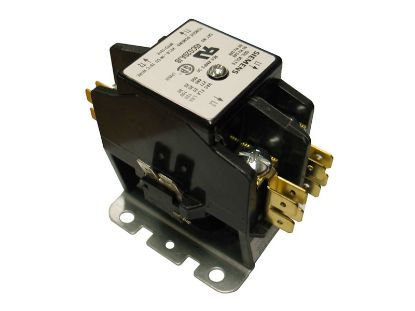 CONTACTOR: 24V DPST 30AMP HCC-2XQ00AAC