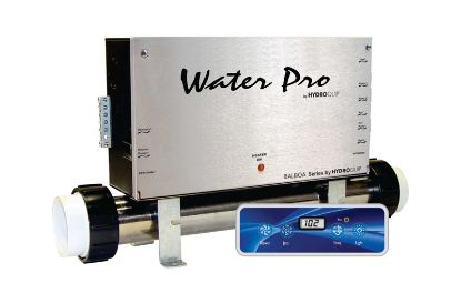 CONTROL: CS6000B WATER PRO BALBOA DUPLEX AND INSTALLATION KIT WITH RECTANGLE TOPSIDE VS-511Z CS6220B-U-F-WP