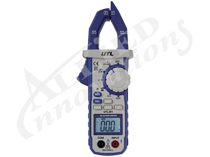DIGITAL CLAMP-ON MULTIMETER UTL261