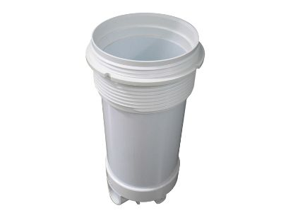"FILTER CANISTER: 1-1/2"" TOP LOAD BODY WITH BYPASS 550-5000"