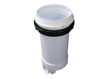 "FILTER CANISTER: 2"" TOP LOAD BODY WITH BYPASS 550-5010"