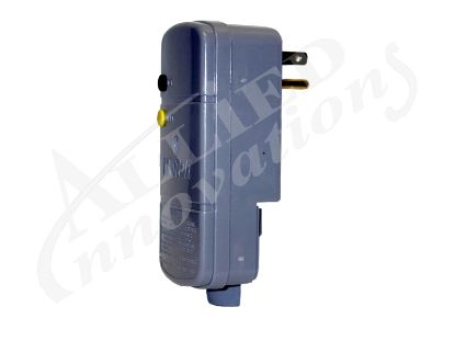 GFCI: 15AMP 110V 90° PLUG WITHOUT CORD 16693