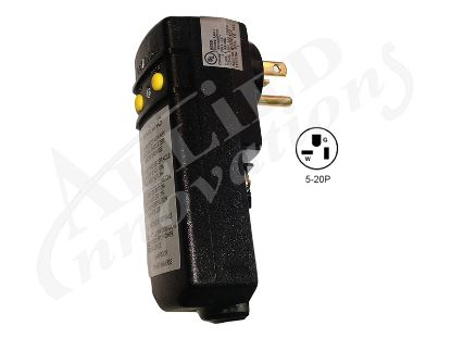 GFCI: 20AMPS 110V 90° PLUG WITHOUT CORD 6893