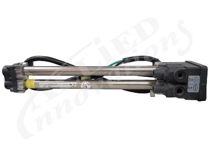 HEATER ASSEMBLY: 4.0KW 240V DOUBLE BARREL WITH PRESSURE SWITCH TITANIUM C3160-2S