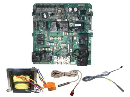 PCB REPLACEMENT KIT: MSPA-1,2 AND 4 BOARD, CABLE KIT WITH TRANSFORMER AND PROBES 0201-300045