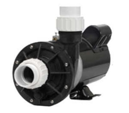 PUMP: .75HP 115V 2-SPEED 48 FRAME FLO-MASTER FMHP 02107000-1010