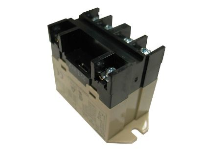 RELAY: 24VDC DPST-NO WITH BRACKET G7L-2A-BUBJ-CB-DC24