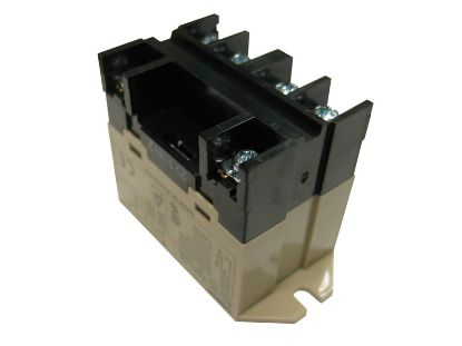 RELAY: 25AMP 120V DPST WITH SCREW TERMINAL G7L-2A-BUBJ-CB AC100/120