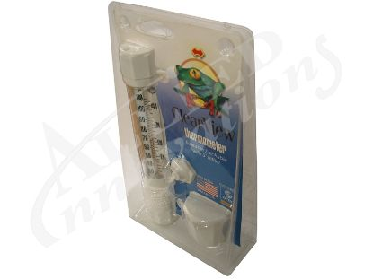 THERMOMETER: DELUXE  FLOAT IN CLAMSHELL TH2540PP