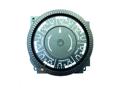 TIME CLOCK: 110V, 7 DAY, 4 LUG TA4088