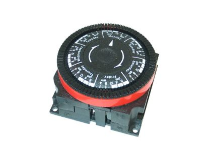 TIME CLOCK: 120V, SPST, 60HZ, 7 DAY TA4073